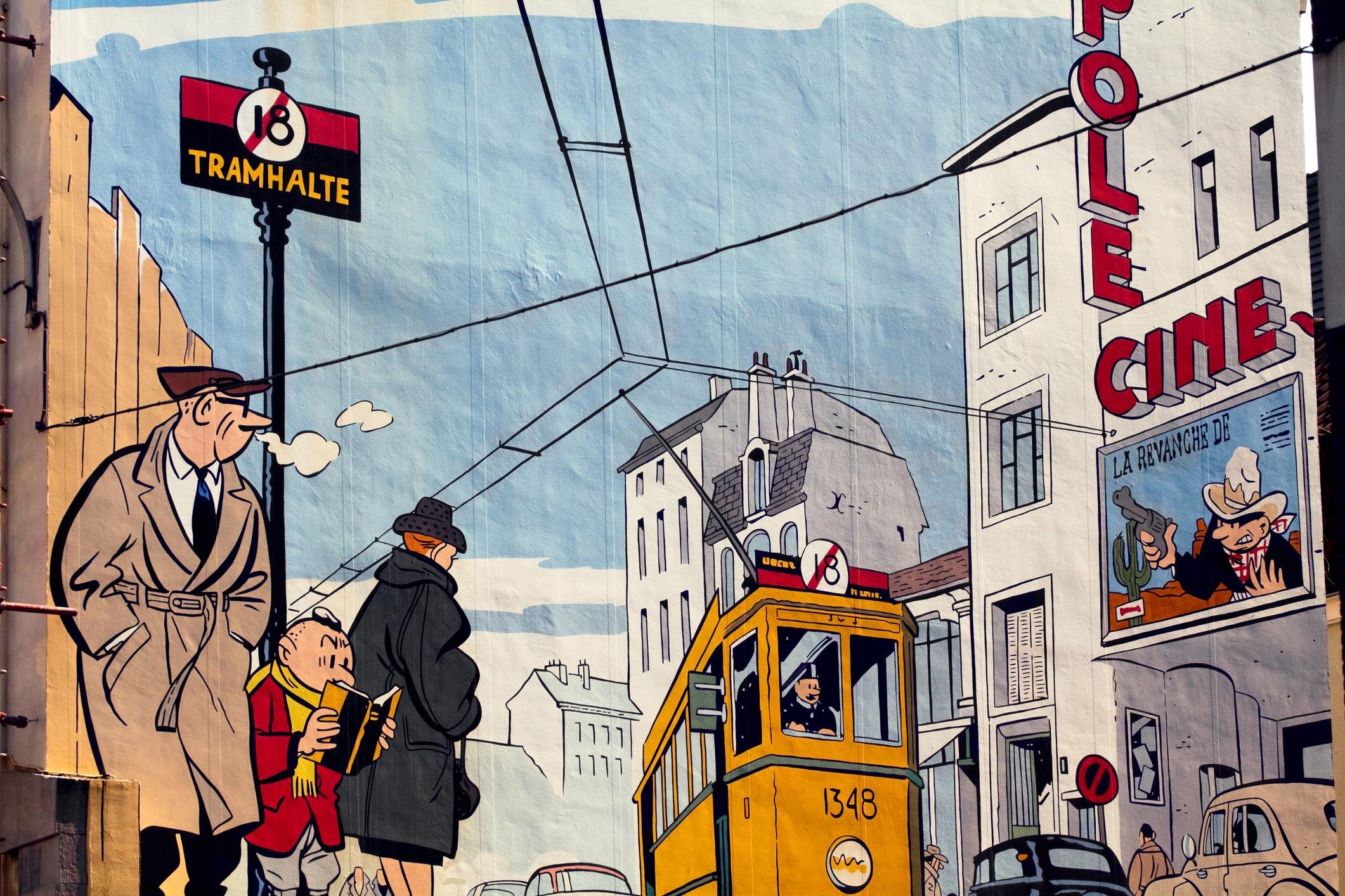 La bande dessinée : Mangas et Comics